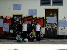 Strassenkunst in Halle