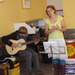 Fête de la Musique im Waschsalon