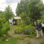 Gartenerkundungen
