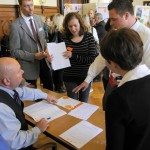 Vereinbarungen für den Freiwilligentag