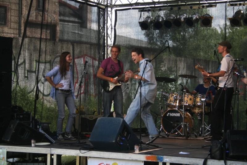 Ohja-Band (Foto: Viola Lippmann)