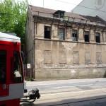 Straßenansicht: Das Vorderhaus