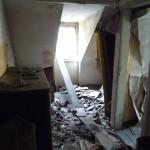Vorderhaus: Dachgeschoss