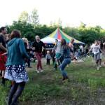 Tanzen auf den Pulverweiden