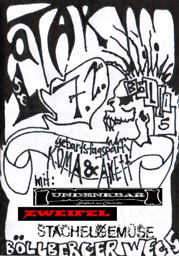 Skapunk – Punk – und Liedermaching
