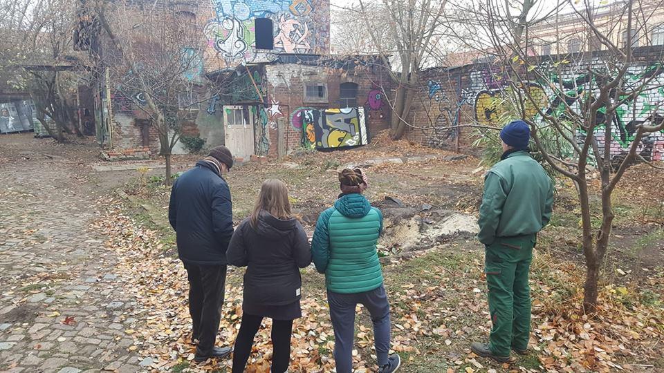 Stadtgarten – Petition
